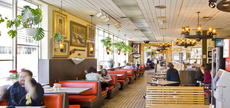 Home Frontier Restaurant